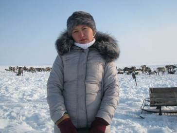 Nadezhda Okotetto, who worked on visual anthropology and the role of dogs among Nenets nomads