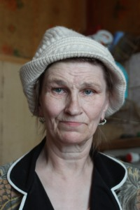 The last survivor of Finnish forced resettlers. Aine Lähti Kärsä, Tiksi