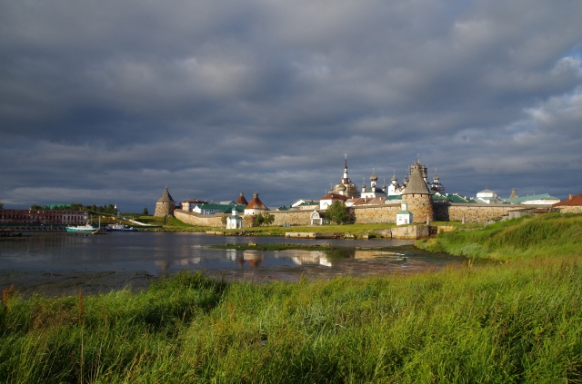The Solovki monastery