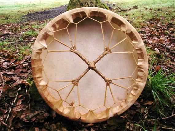 Reindeer Skin Shaman Drum: Online sale. https://www.etsy.com/listing/117653042/reindeer-skin-shaman-drum-travelling