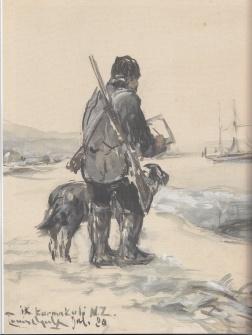 Louis Apol, 1880